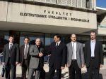 Ugovor je potpisan na splitskom Fakultetu elektrotehnike, strojarstva i brodogradnje