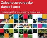 Publikacija o korištenju EU fondiva u RH