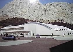 Sportska dvorana Omiš