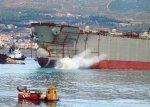 Porinuće Panamax broda, Novogradnje 458