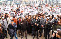 Prosvjed radnika
