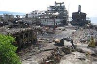Ruševine tvornice Dalamcija Dugi Rat