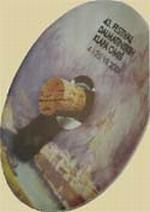 Plakat Festivala dalmatinskih klapa omiš 2009.