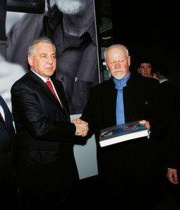 Ivo Pervan i Ivo Sanader