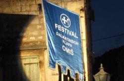 Festivala dalmatinskih klapa u Omišu