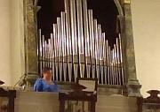 Ivanka Boljkovac u Župnoj crkvi sv. Mihovila arkanđela u Omišu