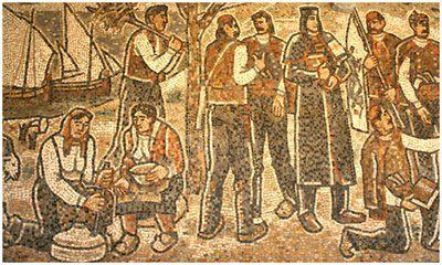 Poljičani - mozaik