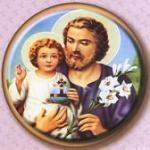sveti josip s malim isusom