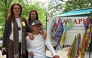 Sa susreta udruge invalida AGAPE u Radmanovim mlinicama
