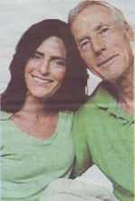 Kimberly Danek Pinkson s ocem