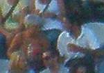 Ruža i Jole na tribinama
