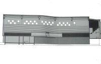 Idejno rješenje sportske dvorane u Dugom Ratu