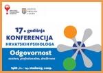 17. godišnja konferencija hrvatskih psihologa