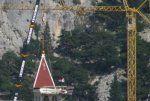 Zvonik na župi sv. Petra na Priku