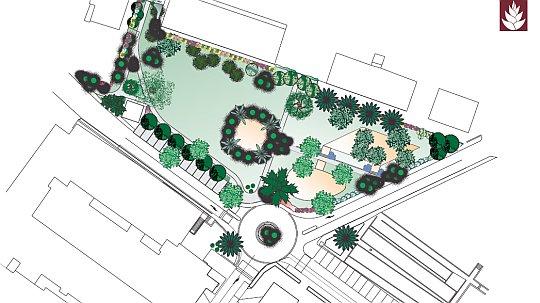 Projekt uređenja parka Bombardelli