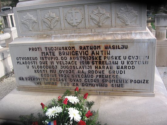 Detalji s komemoracije Mati Brničeviću