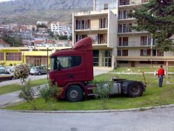 nepropisno parkiranje