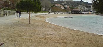 Nasipanje plaža