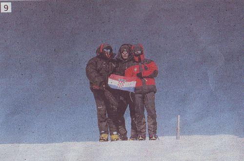Trijumf:vrh Coropune