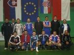 Policajci PP Omiš na malonogometnom turniru u Češkoj
