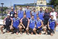 Hrvatska muška reprezentacija u rukometu na pijesku novi je europski prvak!