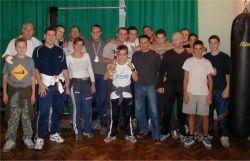 Ekipa iz Kick-boxing kluba Dalmacija