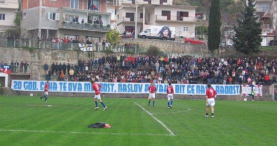 Hajduk nakon 20 godina u Dugom Ratu