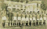 NK Iskra (NK Omiš) 1951.pred utakmicu s Orkanom