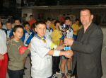 Petar Kacunko dodjeljuje priznanja najboljima
