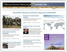 CSM web