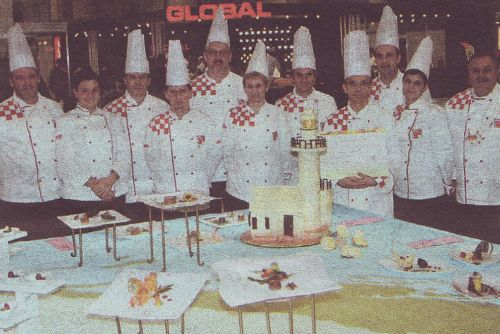 Hrvatska kuharska reprezentacija