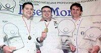 Špiro Pavlić - treći kuhar na Biseru Mora 2009