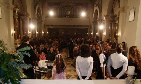 božićni koncert za mladež