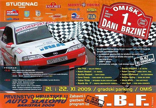 Brnistra 2009