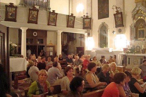 Crkva sv. Mihovila arkanđela u Omišu