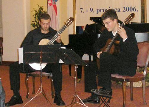 Petar Čulić i Srđan Bulat