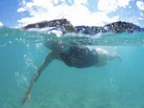 daljinsko plivanje