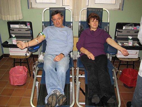 DDK Dugi Rat - Dugoratski darivatelji krvi u akciji darivanja krvi
