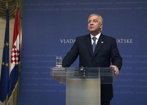 Premijer dr. Ivo Sanader dao je ostavku