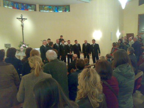 božićni koncert u Dućkoj crkvi