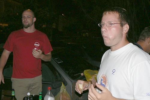 Finjak coctail party