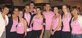 GDCK Omiš u Zagrebu na nacionalnom natjecanju ekipa prve pomoći
