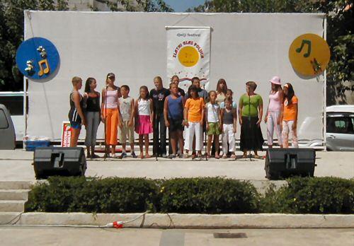 Dječji festival Glas Poljica u Dugom Ratu