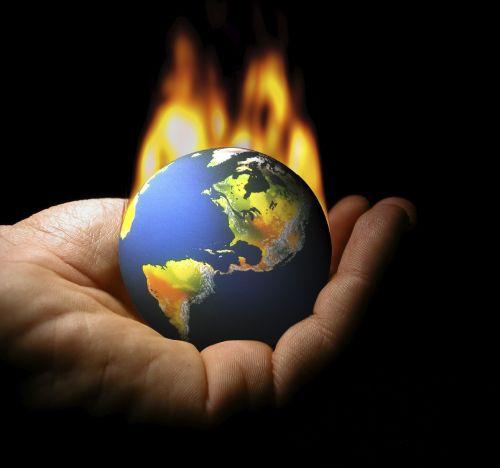 svijet gori