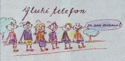 Gluhi telefon