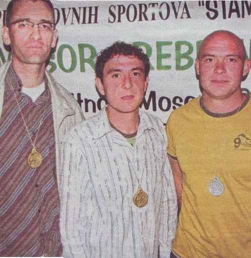 Pobjednici Mosor Grebbeninga