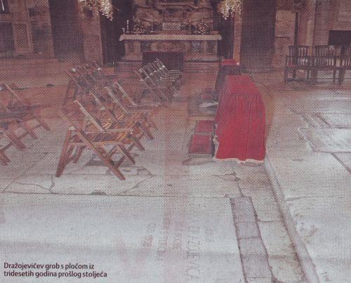Čak ni vodiči po katedrali ne pokazuju grob neustrašivoga borca protiv turskih osvajača