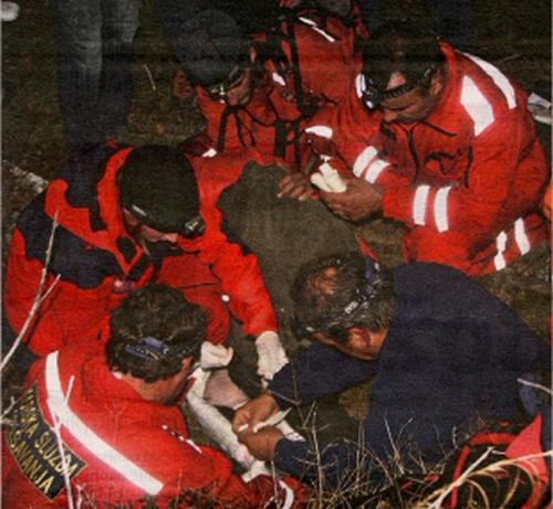 GSS-ovci su Juru utoplili i imobilizirali mu nogu