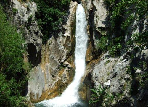 vodopad Gubavica na Cetini