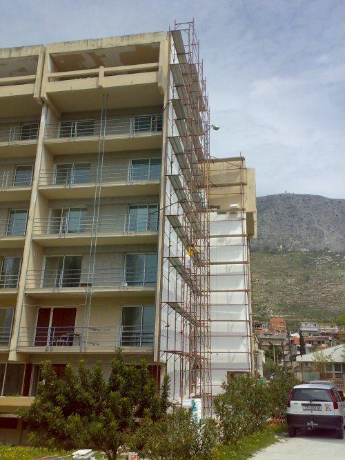 hotel Dalmacija u Dugom Ratu